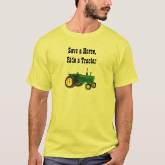 Ahorre un caballo camiseta