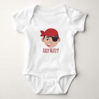 Ahoy afable body para bebé