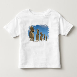 Ahu Akivi, Rapa Nui, isla de pascua, Chile 2 Camiseta De Niño