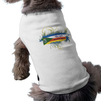 Aibonito - Puerto Rico Camiseta Sin Mangas Para Perro