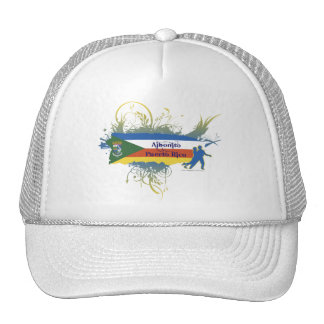 Aibonito - Puerto Rico Gorras