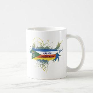Aibonito - Puerto Rico Tazas
