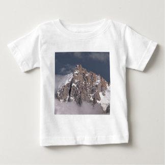 Aiguille du Midi en Francia Camiseta De Bebé