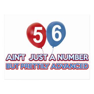 aint 56 apenas un número postal