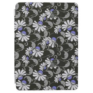 aire del iPad de las flores y cubierta elegante Cover De iPad Air