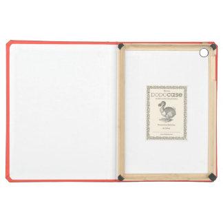 aire Dodocase (coral) del iPad