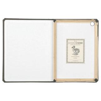 aire Dodocase (granito) del iPad