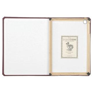 aire Dodocase (Merlot) del iPad