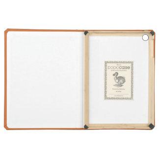 aire Dodocase (naranja) del iPad