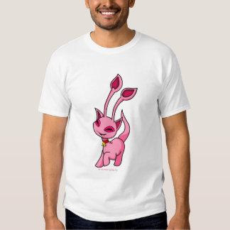 Aisha rosado Prancing Camiseta