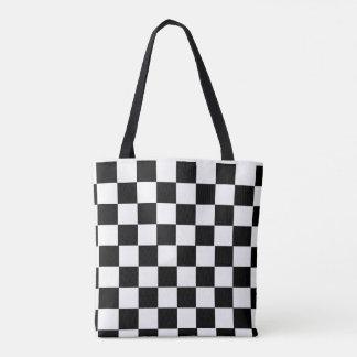 ajedrez bolsa de tela
