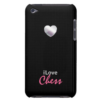 Ajedrez lindo iPod touch Case-Mate protector