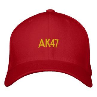 ak47 bordó el gorra gorros bordados