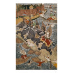 Akbar domestica el elefante salvaje, Hawa'i Posters