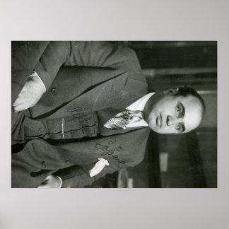 Al Capone Póster