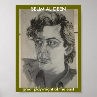 Al Deen de Selim Póster