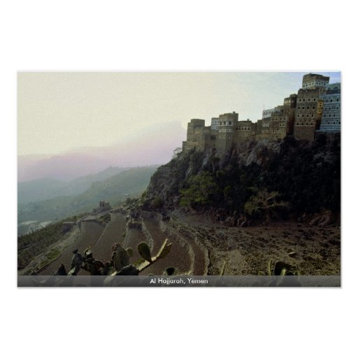 Al Hajjarah, Yemen Impresiones
