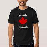Al sur de Detroit es… Camisetas