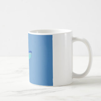 Ala flexible accionada taza de café