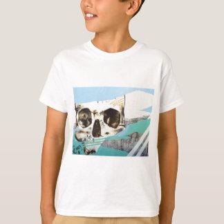 Ala mega Dali Camiseta