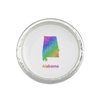 Alabama Anillo
