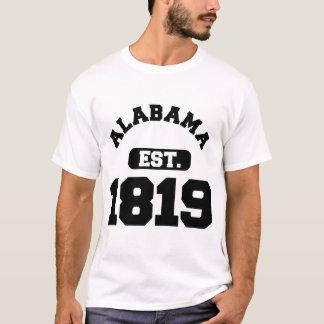 ALABAMA EST.1819 CAMISETA