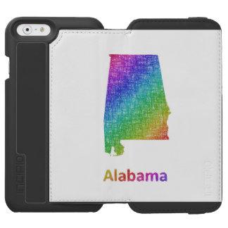 Alabama Funda Cartera Para iPhone 6 Watson