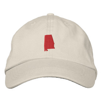 Alabama Gorra Bordada