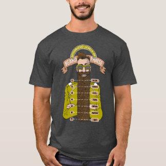 Alabanza de la barba camiseta