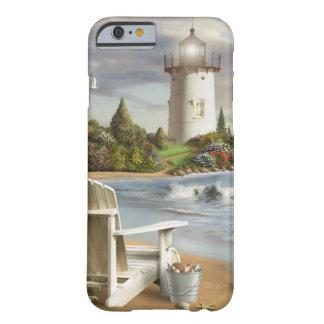 "Alan Giana caso del iphone ""del lugar perfecto"" Funda Barely There iPhone 6"