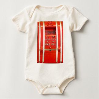 Alarma de incendio body para bebé