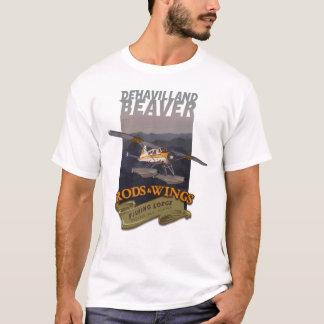 Alas 1 de Roces del castor Camiseta