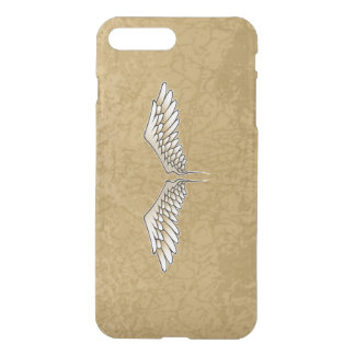 Alas beige funda para iPhone 8 plus/7 plus