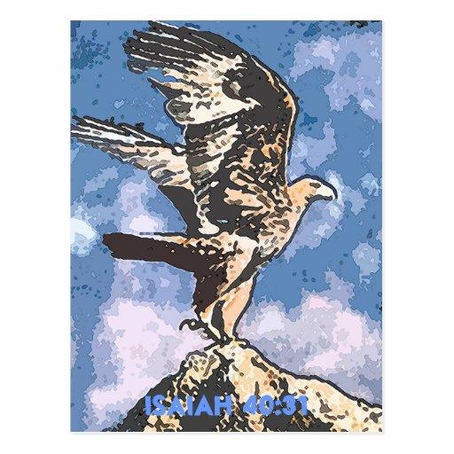 Alas de Eagles - 40:31 de Isaías Postales