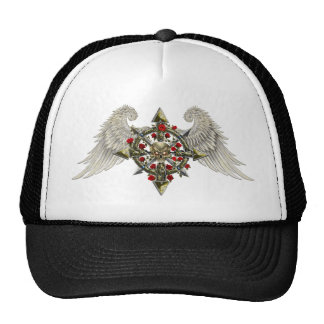 alas de la Cha-o-estrella Gorros