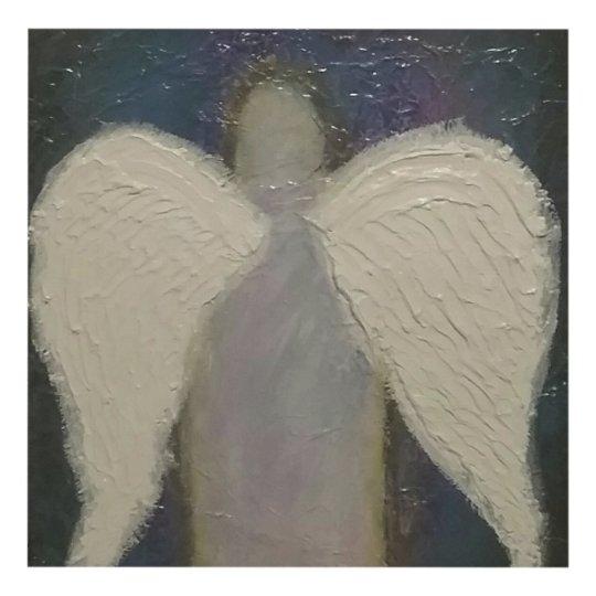 Alas del ángel cuadro