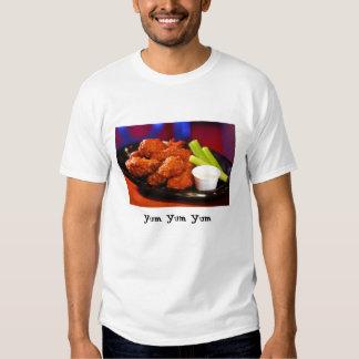 alas, Yum Yum Yum Camisetas