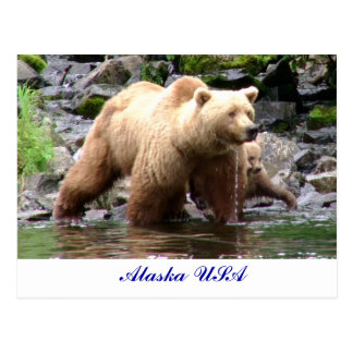 Alaska los E.E.U.U. Postal