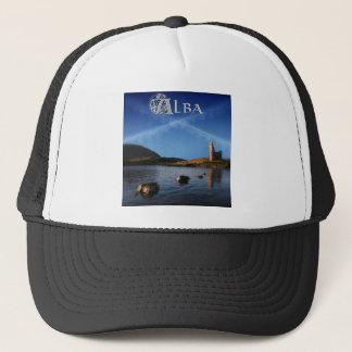 Alba, Escocia, Caledonia Gorra De Camionero