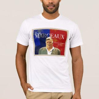 Albahaca Marceaux para la camiseta del gobernador