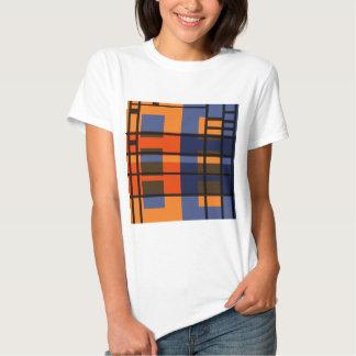 Albers y Mondrian Camisas