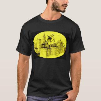 Alboroto 2 del pollo camiseta