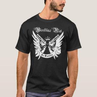 Alboroto del Bloodline - camiseta de Familia del