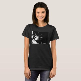 alcance 2 de la libertad camiseta
