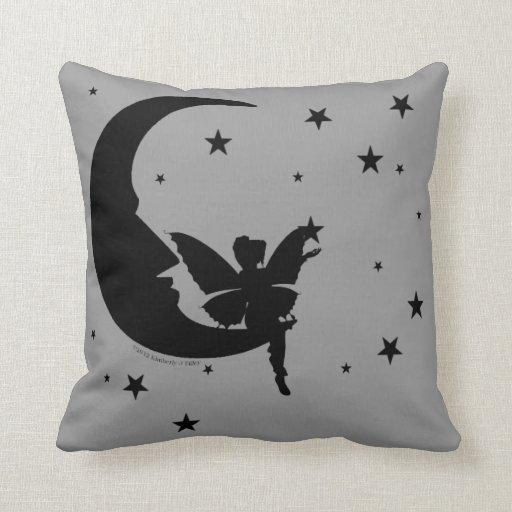 Alcance para la almohada de las estrellas