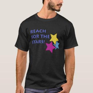 Alcance para las estrellas camiseta