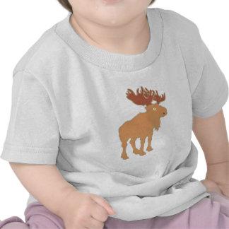 Alce elk moose camiseta
