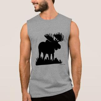 Alces 7 camiseta sin mangas