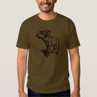 Alces Camisas