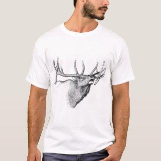 Alces de Bugling Camiseta